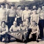 Le club de modélisme naval MYCP en 1957, rubrique retro