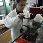 matériel de l'atelier du club de modélisme naval, machine à fraise